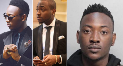You are Motherf*cker! Davido Reacts After Dammy Krane Unfollowed Him On Instagram | Pics