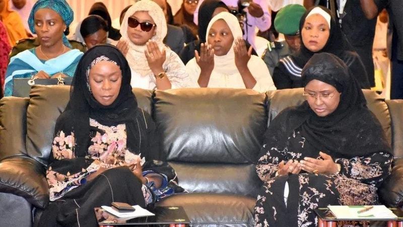 Must Read | First Lady, Aisha Buhari Sends Powerful Ramadan Message To Nigerians